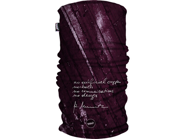 HAD Printed Fleece Ceinture chaude, abc wine by reinhold messner